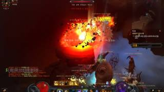 getlinkyoutube.com-Diablo III 디아블로3 시즌5 현인에폭법사 일균 죽숨파밍