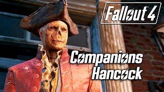 getlinkyoutube.com-Fallout 4 - Companions - Meeting Hancock