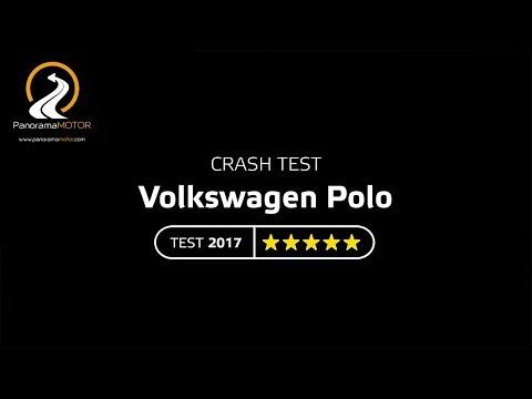 Volkswagen Polo Crash Test Euro NCAP 2017