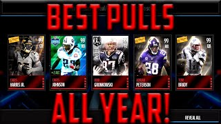 getlinkyoutube.com-My Best Pulls of the Year! - Madden Mobile 16