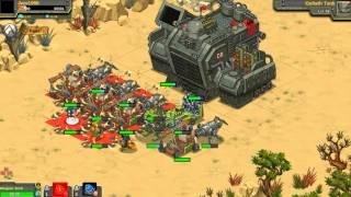 getlinkyoutube.com-Battle Nations: Goliath Tank (Mission)