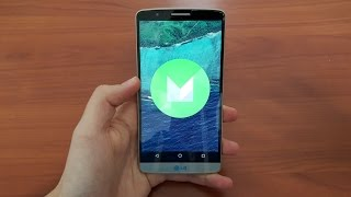 LG G3 Marshmallow 6.0 official cm13 - Say Goodbye to LAG