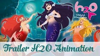 Trailer H2O (NEUE Zeichentrick-Serie) // H2O - PLÖTZLICH MEERJUNGFRAU