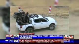 getlinkyoutube.com-Kontak Senjata TNI dan OPM, Satu Terluka, Empat Tewas