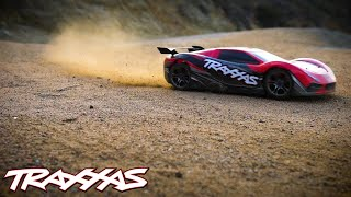 getlinkyoutube.com-Supercar Canyon Run | Traxxas XO-1