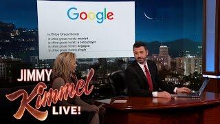 getlinkyoutube.com-Chloë Grace Moretz Googles Herself