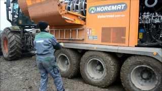 getlinkyoutube.com-LE plus GROS Broyeur Forestier NOREMAT JENZ de France !!! (776 Chevaux )