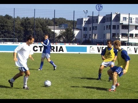 Soccer drill 29: Total passing with U19 Schalke 04