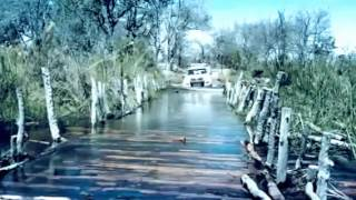 Botswana 4x4 Camping Adventure