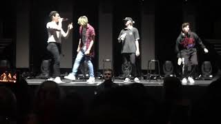 prettymuch // summer on you (unreleased) live san francisco 5/6/18