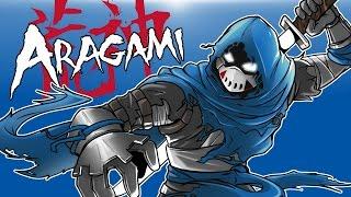 getlinkyoutube.com-ARAGAMI - Chapter 1 - NINJAS IN THE SHADOW!!!! (Co-op with Cartoonz)