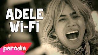 getlinkyoutube.com-QUAL É A SENHA DO WIFI - Paródia Adele - Hello