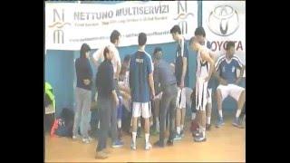 Gruppo Zenith Messina-Adrano (finale play-off gara-3 integrale)