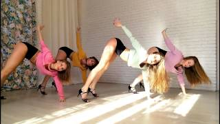 getlinkyoutube.com-Strip dance choreo by Lili Nikolayeva/J.Cole ft. K.Lamar - Forbidden Fruit (HUCCI Remix)