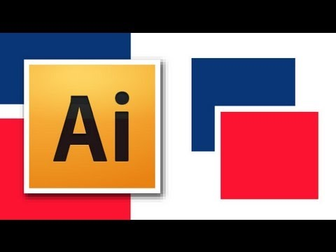 Adobe Illustrator Tutorial - Fill & Stroke