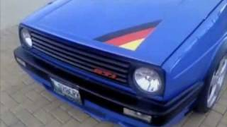 getlinkyoutube.com-Volkswagen Golf GTI 1988 Tuned