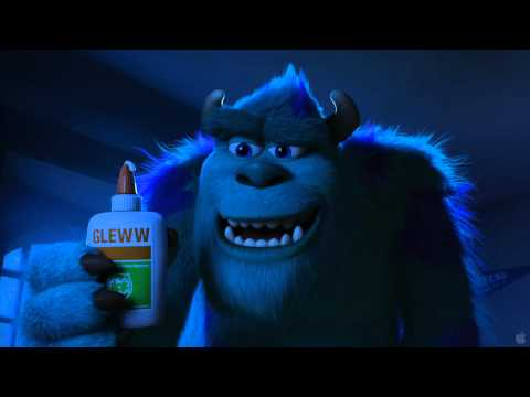 Monsters University Official Trailer (2013) HD