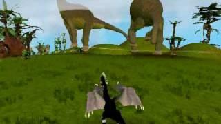 getlinkyoutube.com-Spore dinosaur planet
