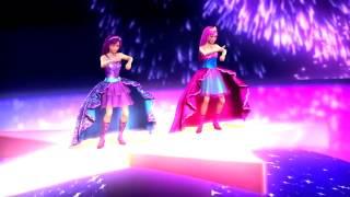 """getlinkyoutube.com-2012 °BARBIE™:LA PRINCESA Y LA ESTRELLA DE POP """"Dia Perfecto es"""" VideoMusical [ESP-Latino]"""