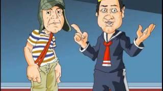 getlinkyoutube.com-Humortadela - Piada Animada - Mudança de Grade no SBT