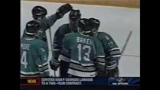 getlinkyoutube.com-1995 NHL WCQF Series - San Jose Sharks v Calgary Flames - Part 1 of 3