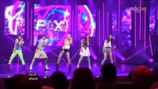 getlinkyoutube.com-f(x) Electric Shock Live Compilation
