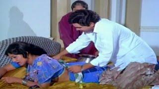 getlinkyoutube.com-Chinna Kodalu 1990 Telugu Movie || Suresh, Vani Vishwanath || Part 01