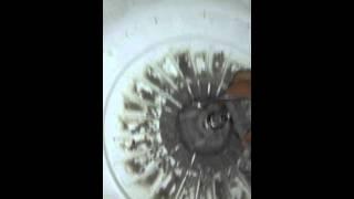 Como retirar o cesto da lavadora electrolux lts12