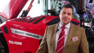 Massey Ferguson talk about their Telehandlers at Lamma 2017
