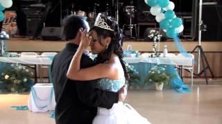 getlinkyoutube.com-Mayra Martinez vals con papa