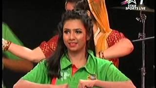 getlinkyoutube.com-cholo bangladesh cholo biswa uthane cholo in opening ICC cricket world cup 2015 Video