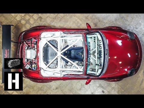 Bisimoto Porsche Boxster 986