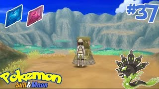 getlinkyoutube.com-Pokémon Sun&Moon #37 หา Flyinium-Z และ Psychium-Z และซีการ์ด 50%