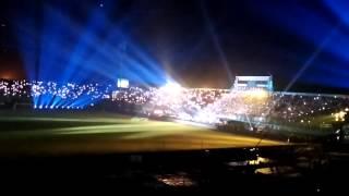 getlinkyoutube.com-Pembukaan sudirman cup 2015 di kanjuruhan malang