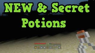 getlinkyoutube.com-Minecraft Xbox 360 / Xbox One - New Potions & SECRET Potions