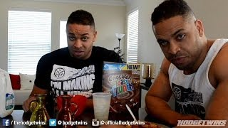 Hodgetwins Approach To Eating... @hodgetwins