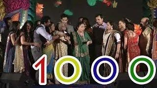 getlinkyoutube.com-Saath Nibhana Saathiya Completes 1000 Episodes