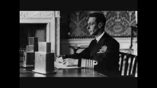 getlinkyoutube.com-HM King George VI - The D-Day Speech - 6 June 1944