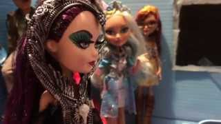 A Twist in Time | episode one | Once Upon a Time | Ever After High
