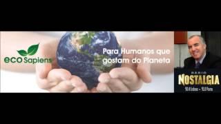 Entrevista de Francisco Banha ao Programa Eco Sapiens