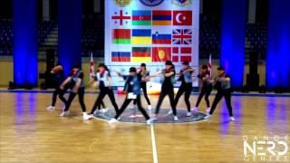 getlinkyoutube.com-NERO KIDS in Dance Olimpiad in Tbilisi. 17.04.2016