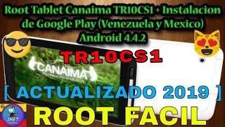 getlinkyoutube.com-Root Tablet Canaima TR10CS1/TR10RS1, Google Play Store, SuperSU, Gmail, Solucion Error OEM, Parte 1
