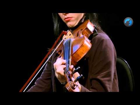 Escala em R� Maior - (aula t�cnica de violino)