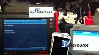 getlinkyoutube.com-LAUNCH X431 PAD VS. AUTEL MaxiDAS DS708 -Software 2/2