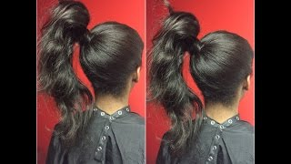 getlinkyoutube.com-Nynystyle Versatile Sew-In weave.[ How to do versatile sew-in weave ]