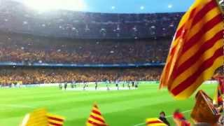 LDC Intro Barcelona - Chelsea 2012