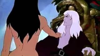 getlinkyoutube.com-Tygra: Hielo y Fuego - Escena donde Necron trata con la princesa