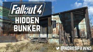 getlinkyoutube.com-Fallout 4 - Hidden Bunker
