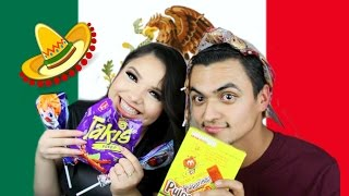 getlinkyoutube.com-Mexicans Try Mexican Candy!