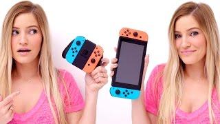 getlinkyoutube.com-Nintendo Switch Unboxing